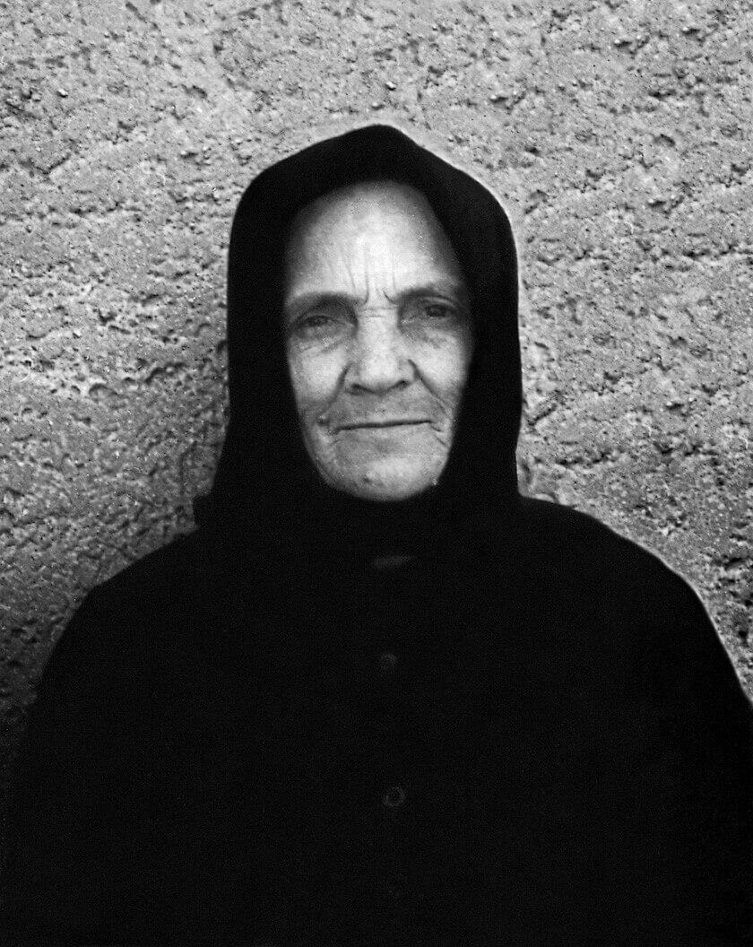 Édesanyja, Kutasi Anna (Záhony, 1965)