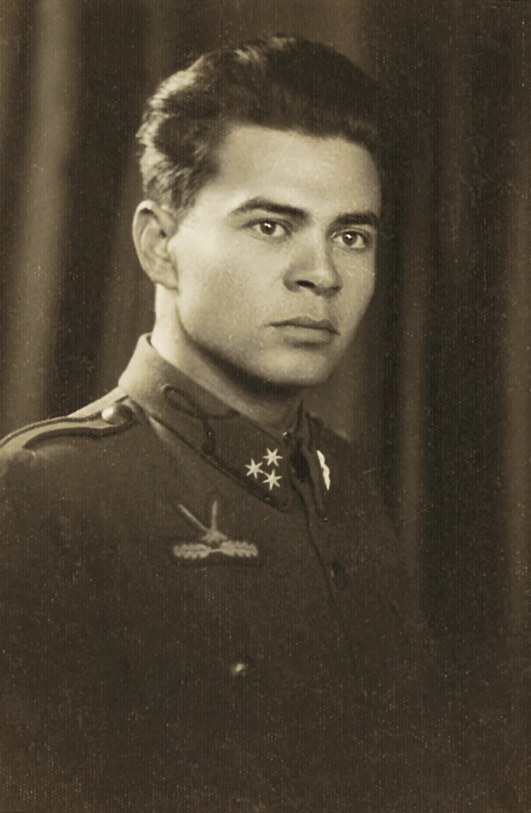 Az ifjú szakaszvezető (Munkács, 1942. szeptember)