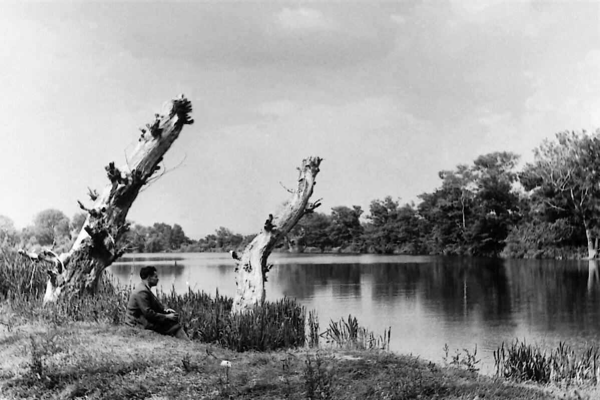 A Bodrog partján (Tokaj, 1966)