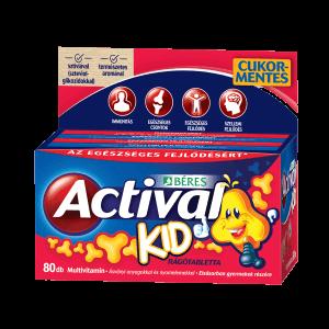 Actival Kid ragotabletta