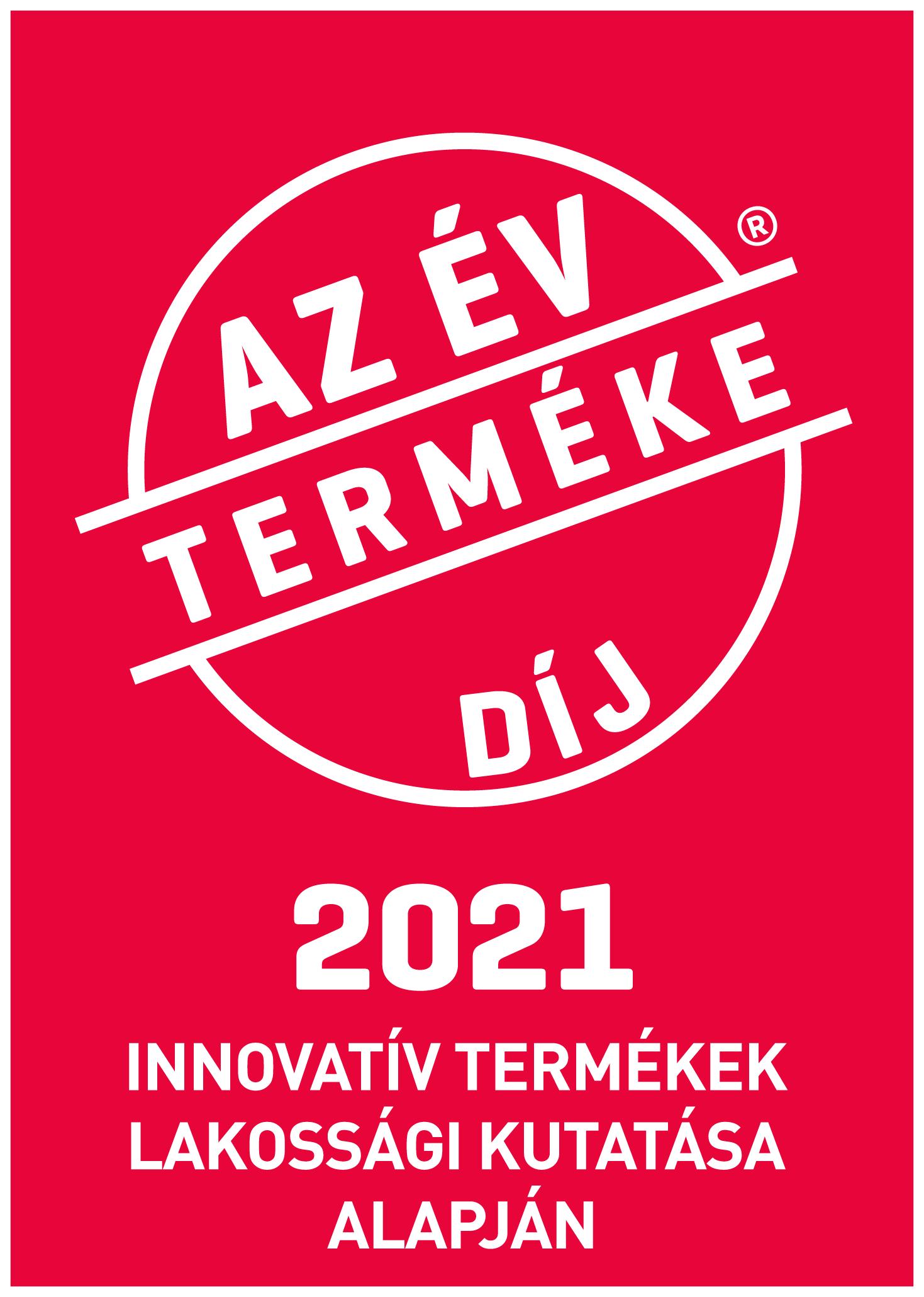 2021 Év terméke díjas CalciviD7