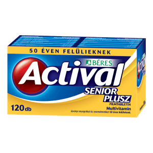 Béres Actival Senior Plusz 120db