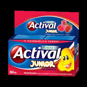 Béres Actival Junior rágótabletta
