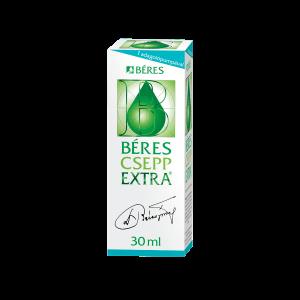 Béres Csepp Extra adagolópumpával