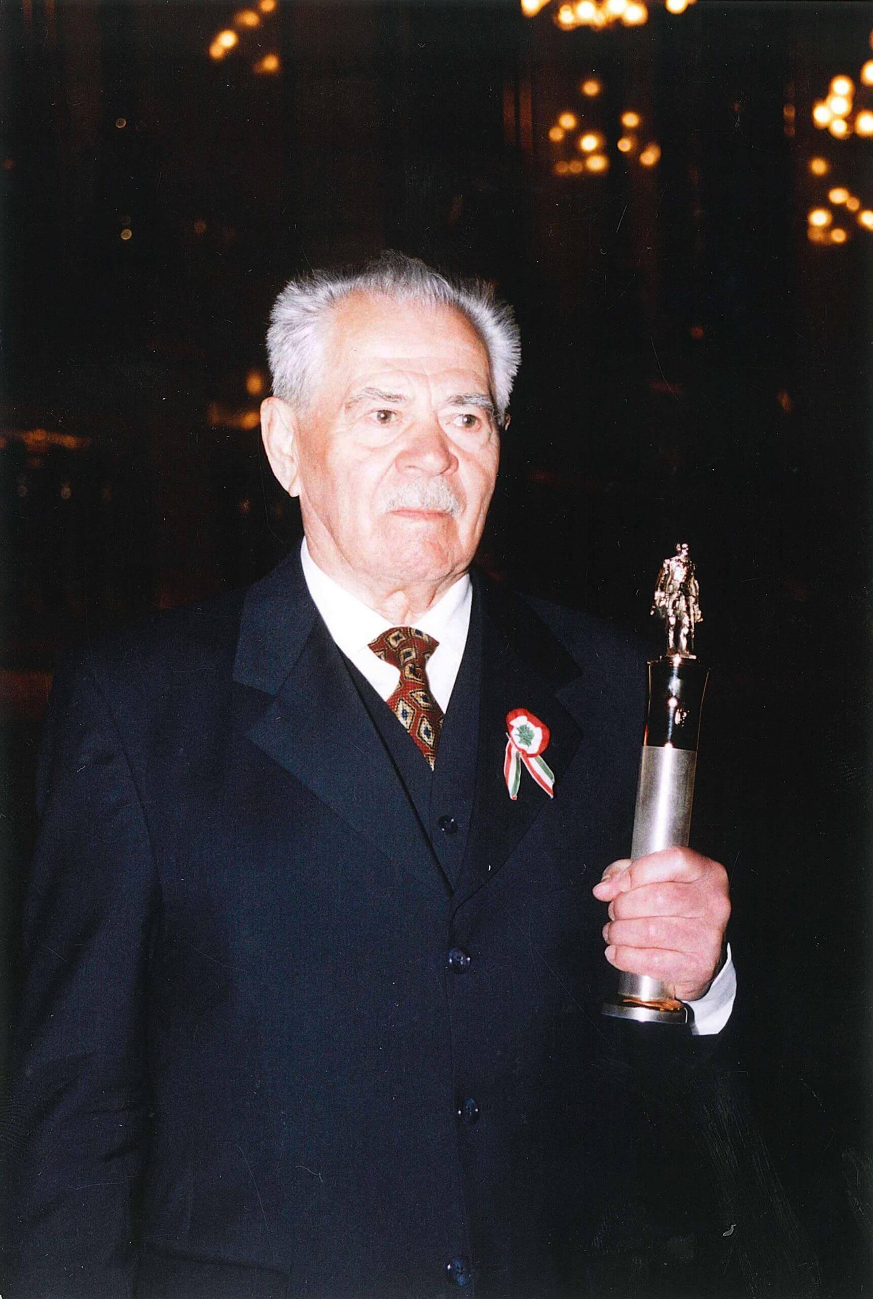 Béres József 2002 Széchenyi-díj